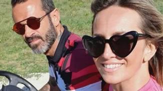 Katia Pedrotti e Ascanio Pacelli (Foto Instagram)