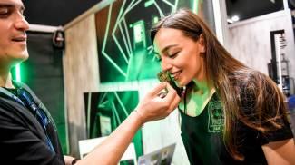 Cannabis Expo appena conclusa a Milano (LaPresse)