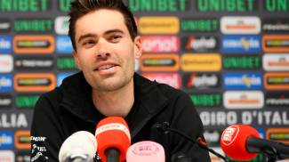 Tom Dumoulin (LaPresse)