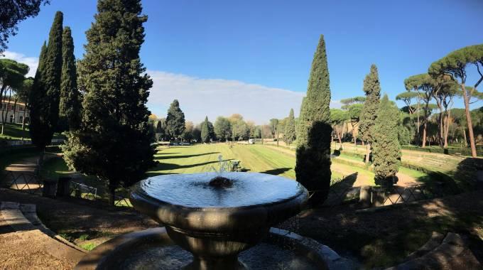 Manca poco: e poi Piazza di Siena sarà il centro del mondo! (ph. Equiequipe)