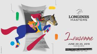 Rendez-vous in Lausanne for a new stage of the Longines Masters series