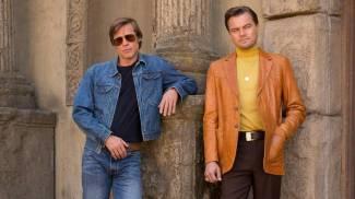 'C'era una volta a Hollywood' con Brad Pitt e Leonardo DiCaprio (Ansa)