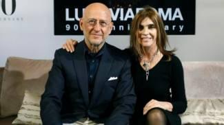 Andrea Panconesi e Carine Roitfeld a Cannes annunciano la mega sfilata a Firenze