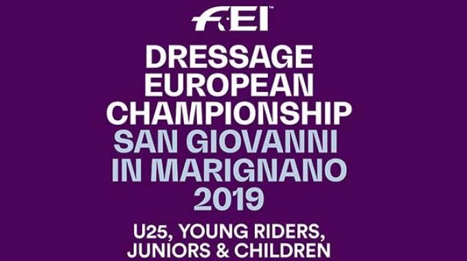 Europei Giovanili di Dressage: la long list del Team Italia