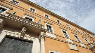 """Pesaro, il Conservatorio """"Rossini"""""""