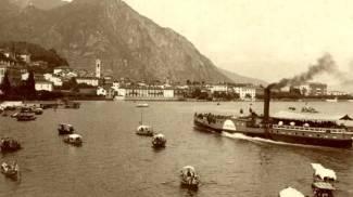 Mostra foto lago di Como a Villa Carlotta