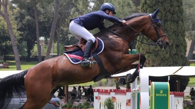 Piazza di Siena: lo sport e il senso delle cose
