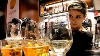 Silvia Lucarelli al lavoro al Centralino
