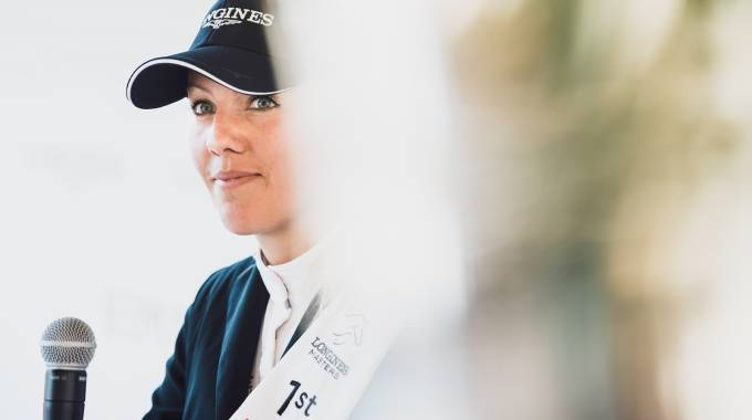 Longines Masters of Lausanne : Women Power