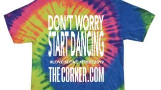 Tshirt The Corner.com