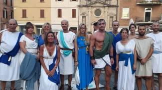 Fano dei Cesari, la fazione Delfino