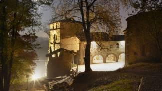 Il monastero di Torba a Gornate Olona