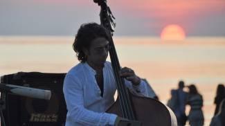Filippo Macchiarelli (basso e contrabbasso) (Foto Concolino)