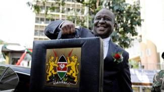 Il ministro delle Finanze keniota Henry Rotich, arrestato