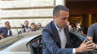 Luigi DI Maio (Imagoeconomica)