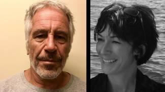 Jeffrey Epstein e Ghislaine Maxwell (Ansa)