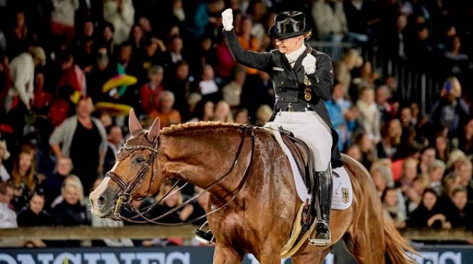 Rotterdam 2019: 10 in pagella per Werth e Bella Rose