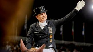 Werth takes back-to-back Grand Prix Special gold