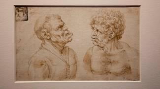 'Intorno a Leonardo. Opere grafiche dalle collezioni milanesi'
