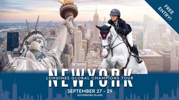 Show Jumping A-List Heads For LGCT New York Finals