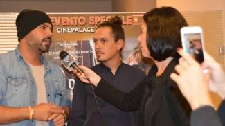 Riccione, successo per D'amore e Catania / FOTO