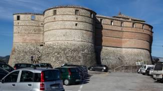 La Rocca Ubaldinesca di Sassocorvaro (PU)
