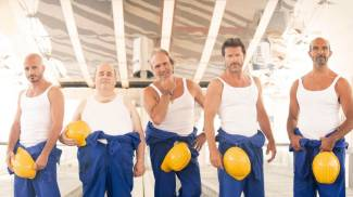 Musical 'The Full Monty'