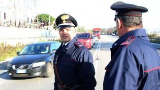 I carabinieri hanno raccolto la denuncia della donna che ha subito una tentata violenza