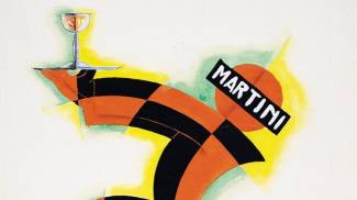 Mostra sui manifesti storici della Martini