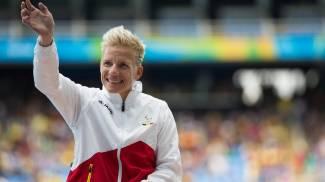 La Vervoort sul podio dei 400 a Rio (Ansa)