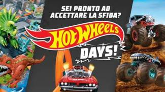 Hot Wheels Days