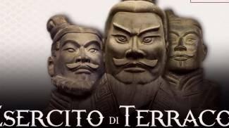 L'Esercito di Terracotta alla Fabbrica del Vapore