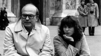 Bettino Craxi con la figlia Stefania negli anni Settanta