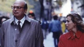 Ugo Intini, Bettino Craxi e la figlia Stefania (New York,1988) Foto di Umberto Cicconi