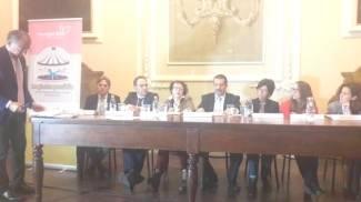 Conferenza stampa Famiglie SMA Bologna