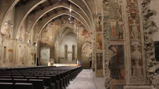 L'ex chiesa di Sant'Agostino a Bergamo