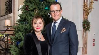 Silvia Damiani e Luca Virgilio