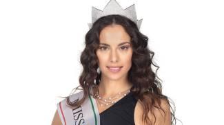 Carlotta Maggiorana, Miss Italia 2018 (foto Dire)