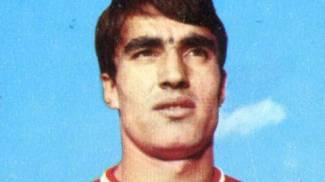 Pietro Anastasi con la maglia del Varese