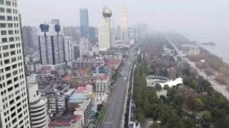 Wuhan, la città isolata per il coronavirus