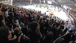 Fieracavalli: un Gran Premio a tempo di musica