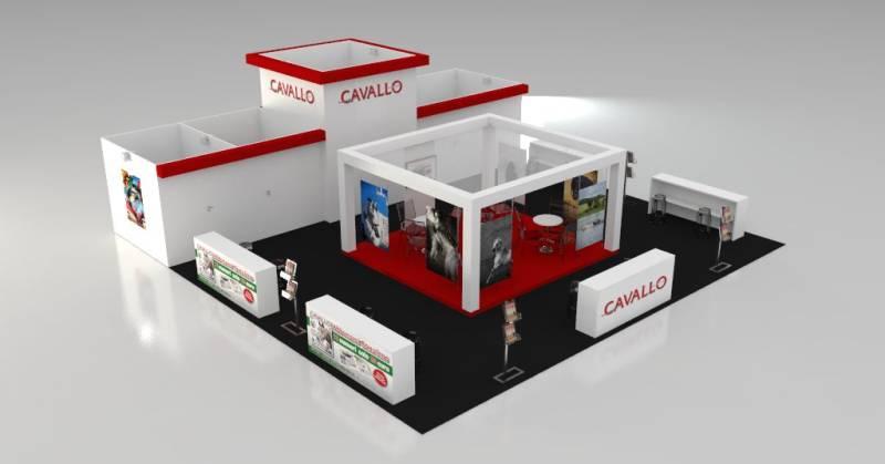 Stand Cavallo Magazine a Fieracavalli