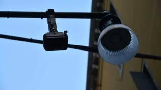Sensori a Venezia (Ansa)