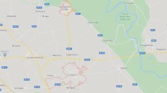 Sulla mappa Codogno e Castiglione