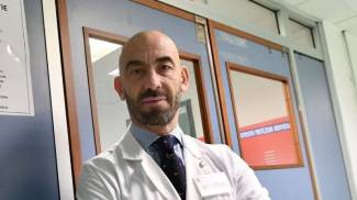 Matteo Bassetti, direttore Clinica delle malattie infettive del San Martino di Genova