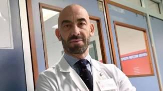 Il professor Matteo Bassetti