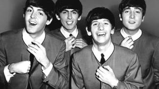 Un'immagine dei Beatles