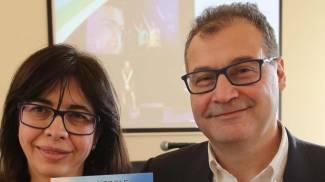 Stefania e Stefano Guarnieri (New Press Photo)