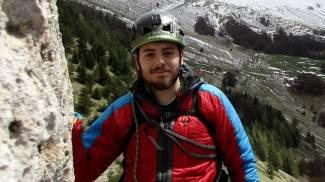Daniele Catorci, 27 anni di Camerino
