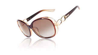 CGID Occhiali da Sole da Donna Polarizzati Grande Retrò Designer